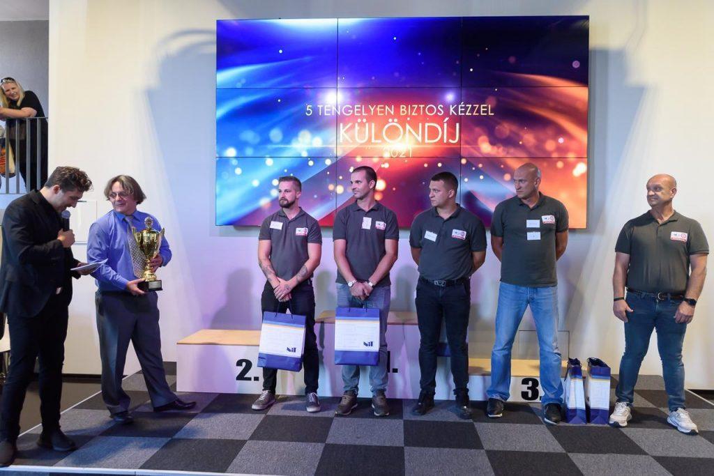 2021-es díjátadó